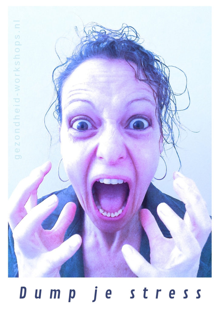 Workshop Dump je stress, gezondheid-workshops, burn out symptomen, overspannen, vermoeidheid, stress symptomen, stress verminderen, ontstressen concentratieproblemen, hoofdpijn, rugpijn, schouderpijn, mindfulness quotes, ontspannen, Jeanine Theunissen, vitaliteit op de werkvloer, Corona stress, online beweeg workshop