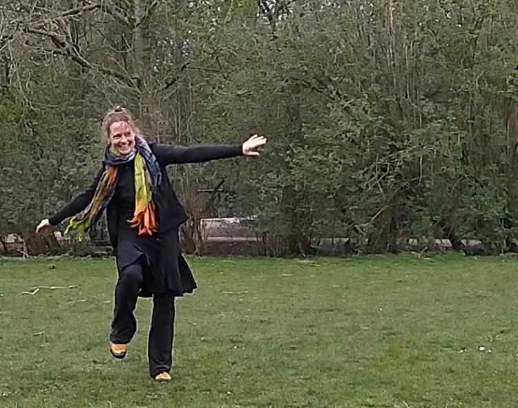 Jeanine Theunissen,Wereldconditie, Vondelpark, dansen, Afrikaanse dans, ontspannen, stress