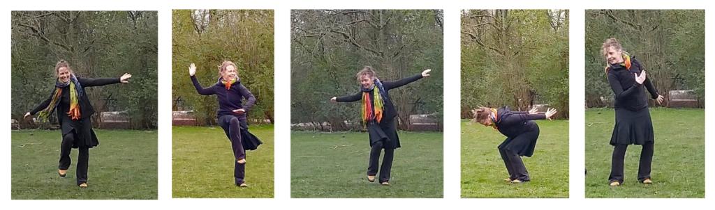 Wereldconditie, Vondelpark, dansen in het park, buiten dansen, Jeanine Theunissen, dans voor 40+, 50+, 65+, ontspannen, stress, holistisch, rugpijn, schouderpijn, chi kung, vermoeidheid